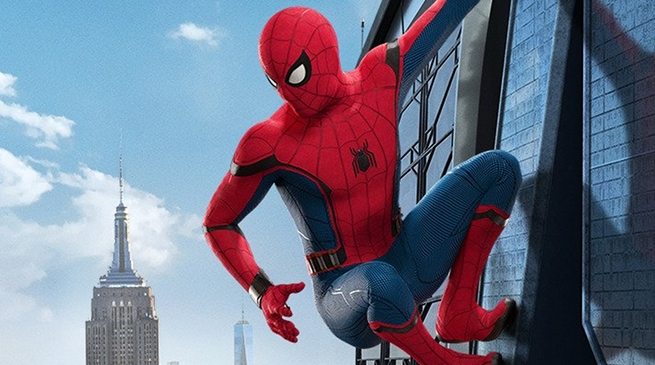 New Spider-Man: Homecoming Trailer Swings Into Town