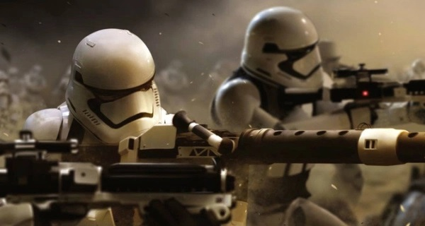 New Star Wars Episode VIII set photos reveal first look at Troopers and stunt videos!