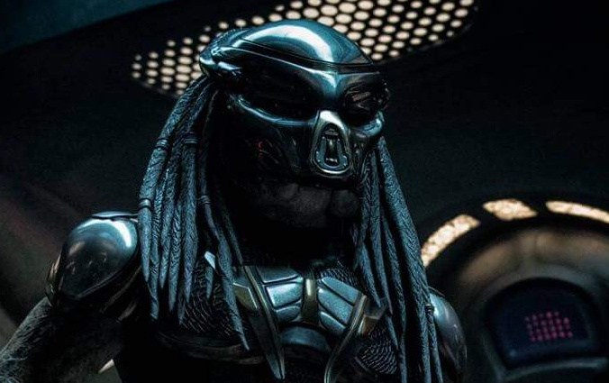 New The Predator movie stills unveiled!