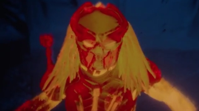 New The Predator TV spot gives us first look at new Predator vision