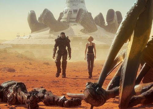 New trailer released for Starship Troopers: Traitor of Mars!