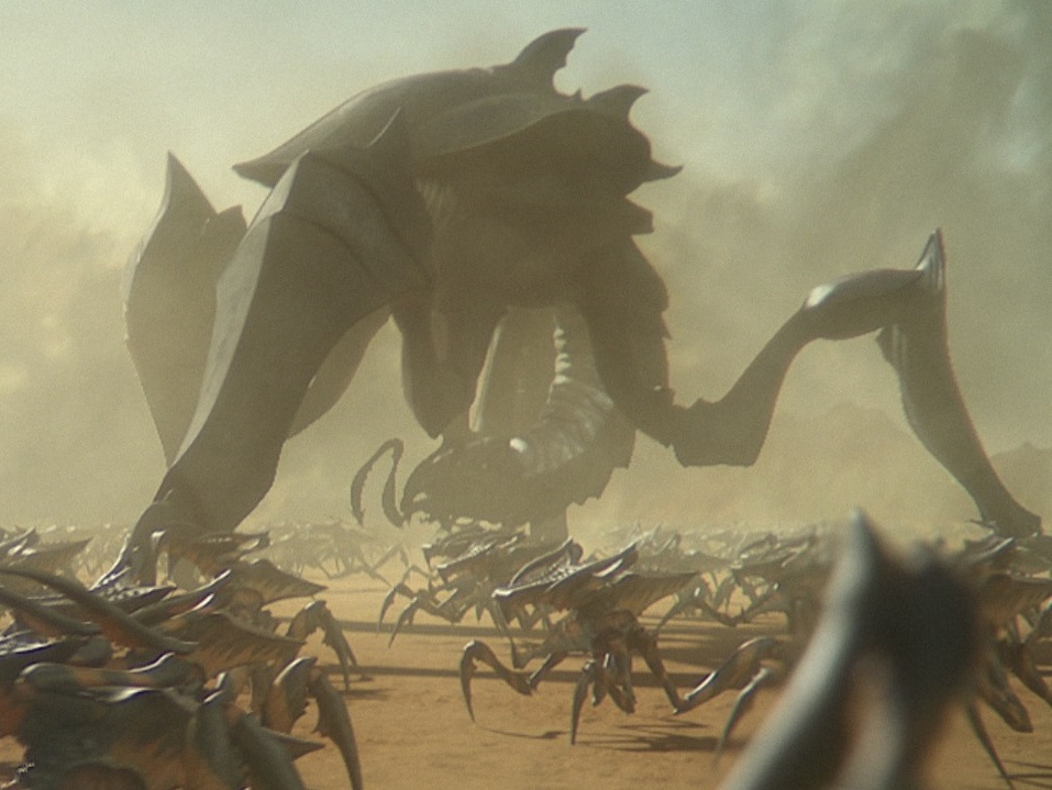 New trailer for Starship Troopers sequel 'Traitor of Mars