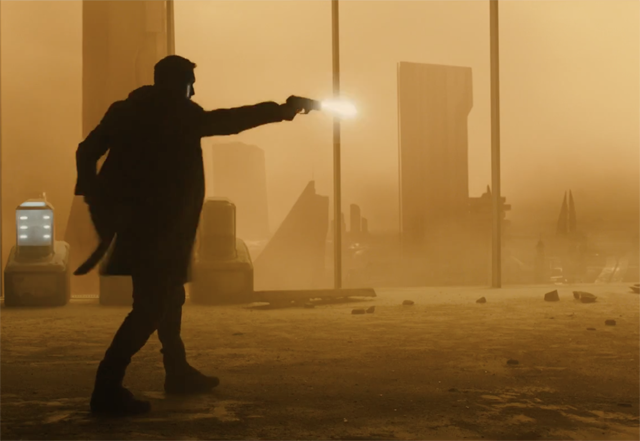New trailer tease for Blade Runner 2049!