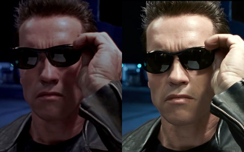 New trailer for Terminator 2 3D release!
