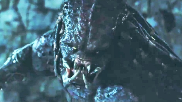 New Ultimate Predator footage shown in latest The Predator TV Spot!