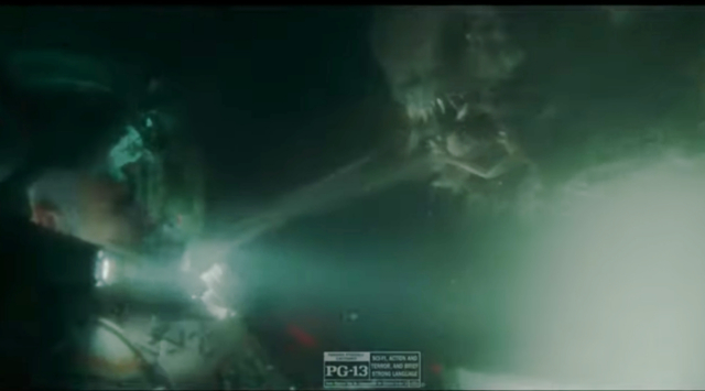 New Underwater (2020) movie TV spot offers clear look at alien creature!