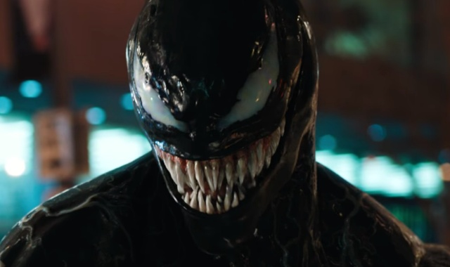 New Venom movie trailer arrives online tomorrow morning!