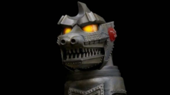 New X-Plus Gigantic Series Mechagodzilla Revealed!