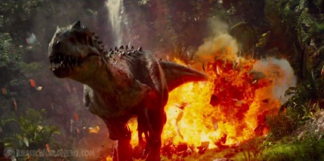 Official Jurassic World Trailer Releases Early!