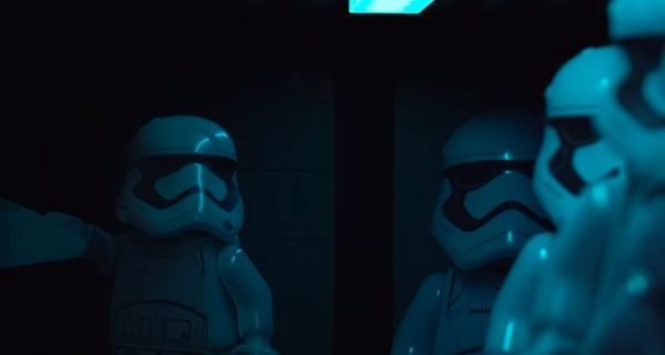 Official Trailer for LEGO Star Wars: The Force Awakens Game Released!