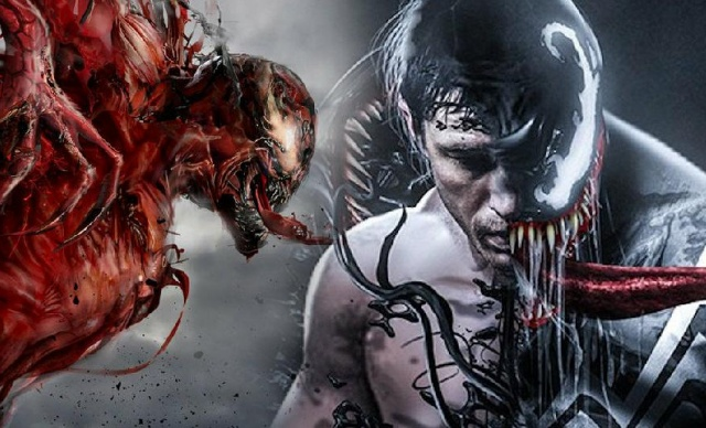 Official Venom movie poster released! First trailer drops tomorrow!