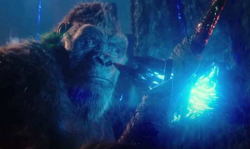 Origin and Power Source of Kong's Axe Explained