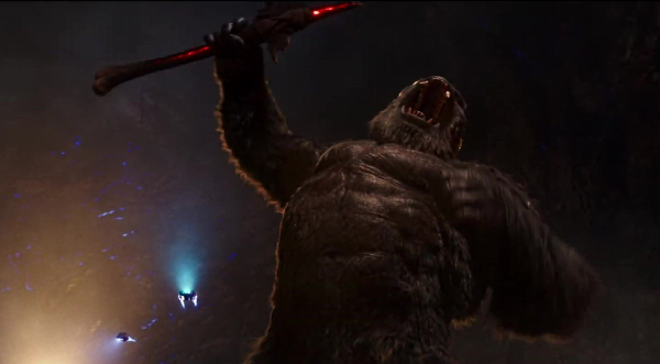 Over 65 Godzilla vs. Kong (2021) Trailer Screenshots Taken Here!