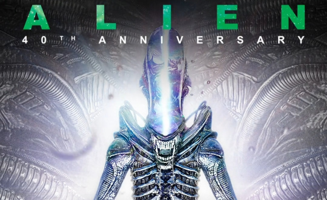 Own the new Alien 4K Ultra HD Anniversary Edition today!