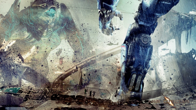Pacific Rim 2 officially titled 'Pacific Rim: Maelstrom'!