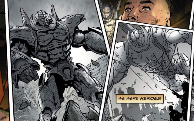 Pacific Rim Aftermath comic announced!