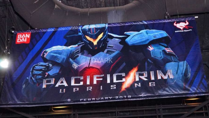 Pacific Rim: Uprising costumes on display at Comic-Con 2017!