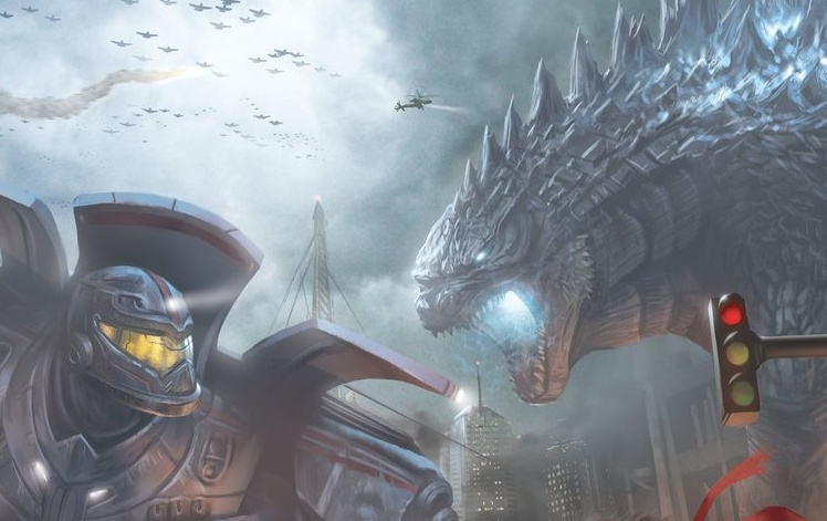 Pacific Rim vs. Godzilla Monsterverse movie crossover might actually happen.