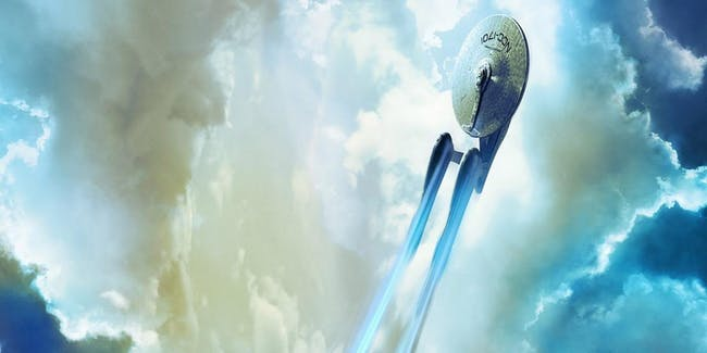 Paramount Pictures announce two Star Trek movies are in development!
