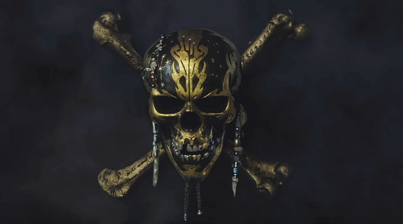 Pirates of the Caribbean: Dead Men Tell No Tales trailer is out!