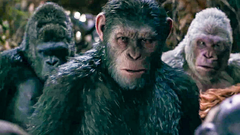 Planet of the Apes is getting rebooted again!