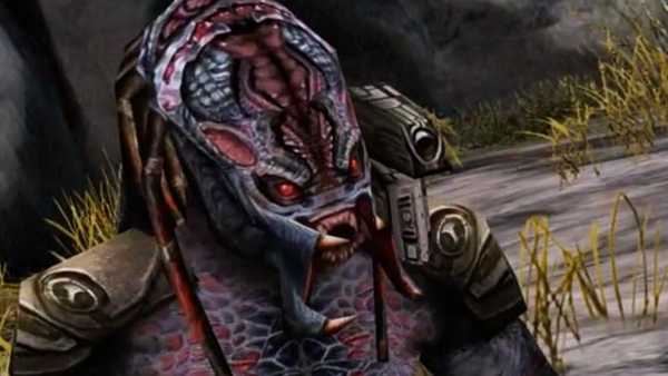 Play great games featuring The Predator