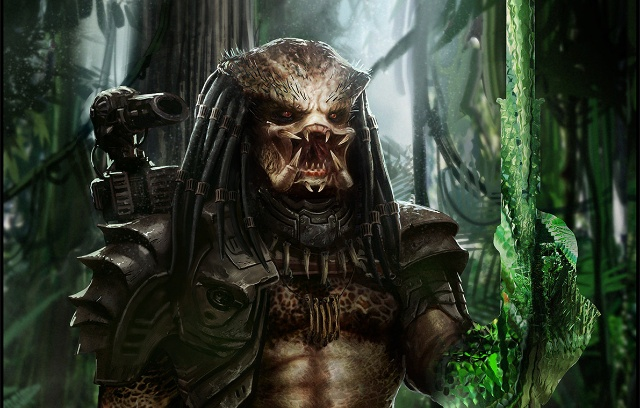 Predator 4 begins filming next month!
