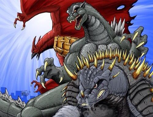 Prediction of Movies in the Legendary Godzilla Monster-Verse