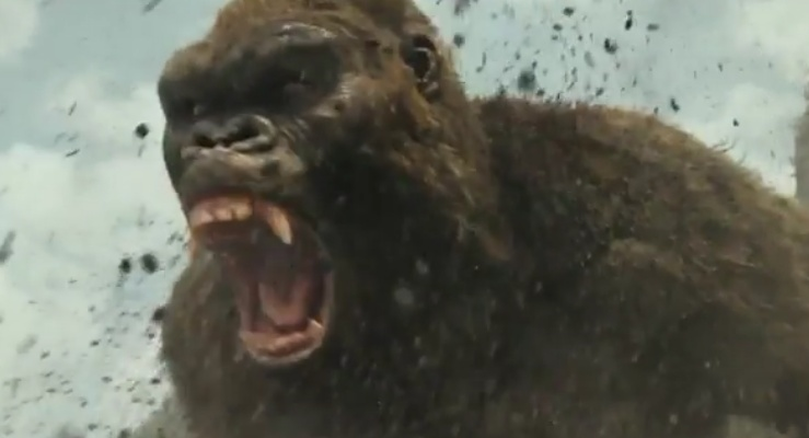 Final Kong: Skull Island trailer will air tomorrow!