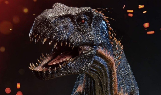 Prime 1 Studio Jurassic World: Fallen Kingdom Indoraptor statue!