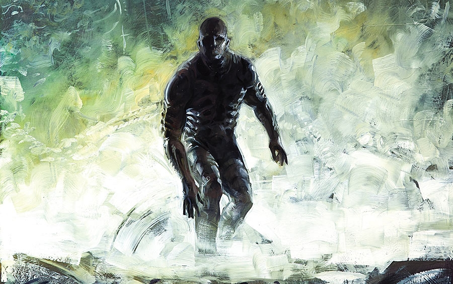 Prometheus: Life and Death #2 cover art and synopsis released!