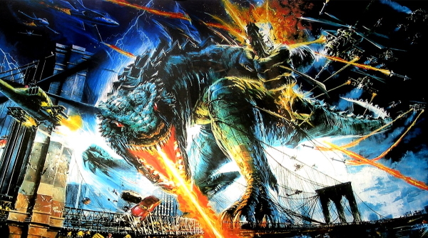 Rage to Riches and other Godzillas-inspired games for every online player