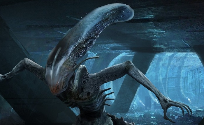 Rare Alien: Covenant concept art depicts a very different film!