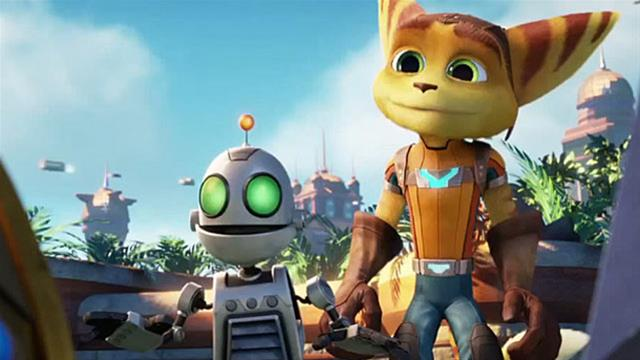Ratchet & Clank Shines Brightly On PS4 Pro