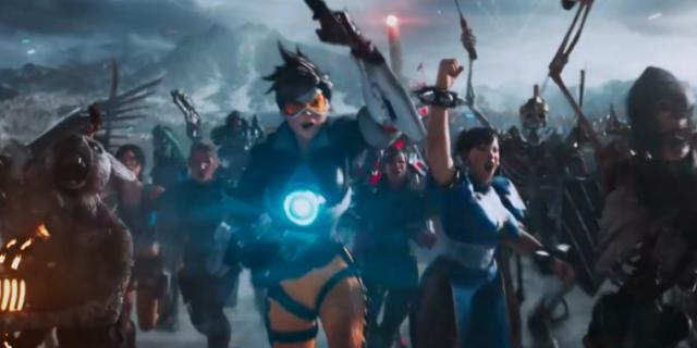 Ready Player One is a fun and nostalgic Easter Egg Hunt of a movie!