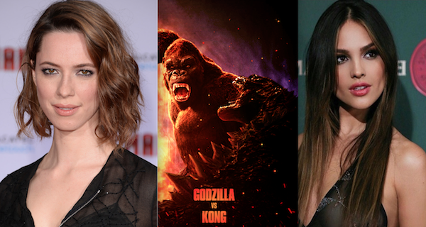 Rebecca Hall & Eiza Gonzalez Cast in Godzilla vs. Kong