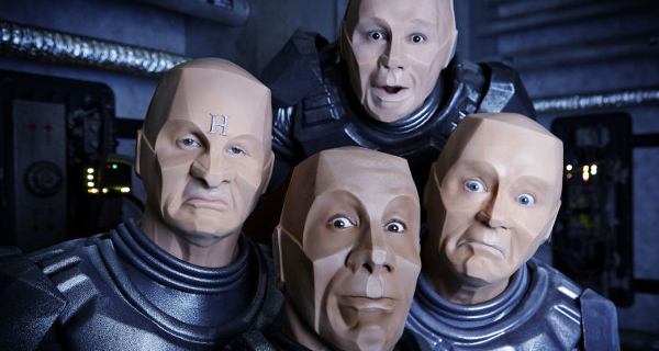 Red Dwarf returns next week with Season XII!