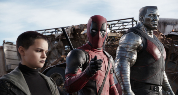 REVIEW: Deadpool is lewd, rude and unashamedly crude!