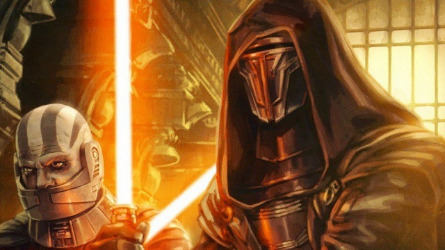 Rian Johnson's Star Wars trilogy will not adapt Knights of the Old Republic