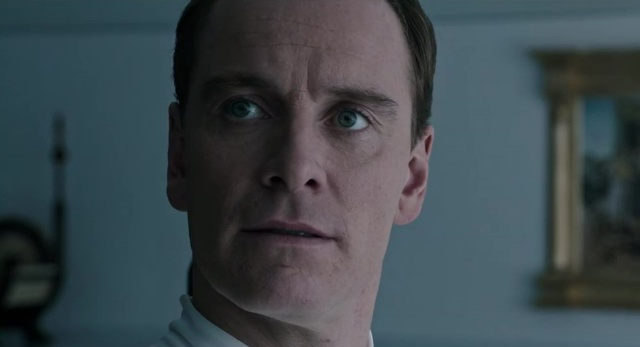 Ridley Scott discusses unseen Alien: Covenant Prologue footage with David and Weyland!