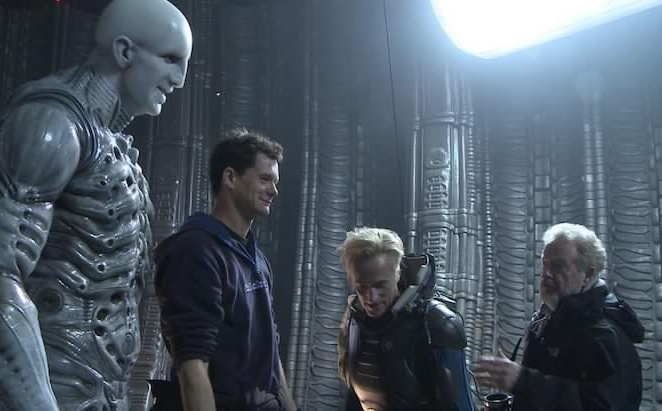 Ridley Scott Considers Prometheus A Mistake Alien