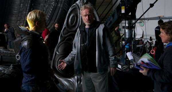Ridley Scott's Alien: Covenant is Accepting Director Attachments!