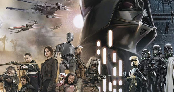 Rogue One: A Star Wars Story - Darth Vader confirmed and much more!