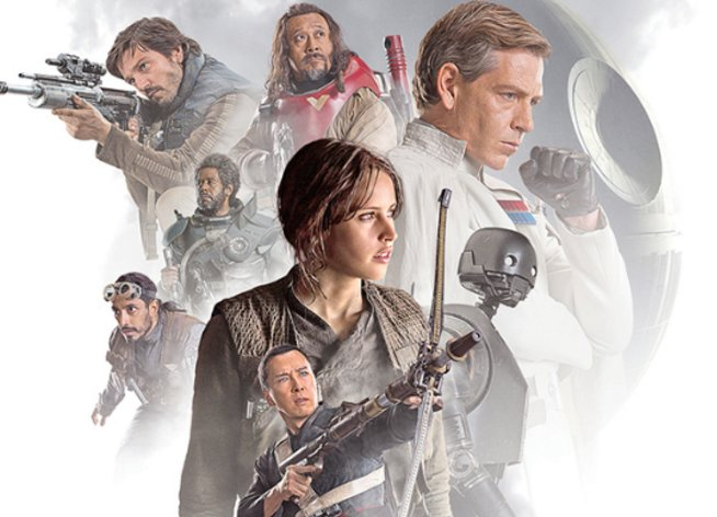 Rogue One Gets Three New IMAX Posters