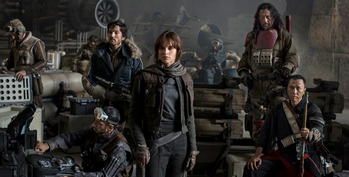 Rogue One Off To A Fantastic Start At The Global Box Office