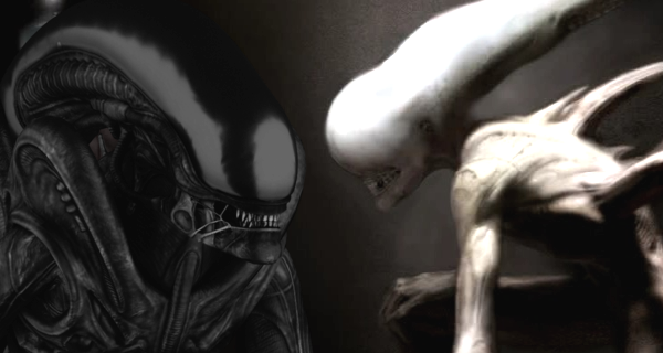 (RUMOR) A Xenomorph attacks a Neomorph in Alien: Covenant?!