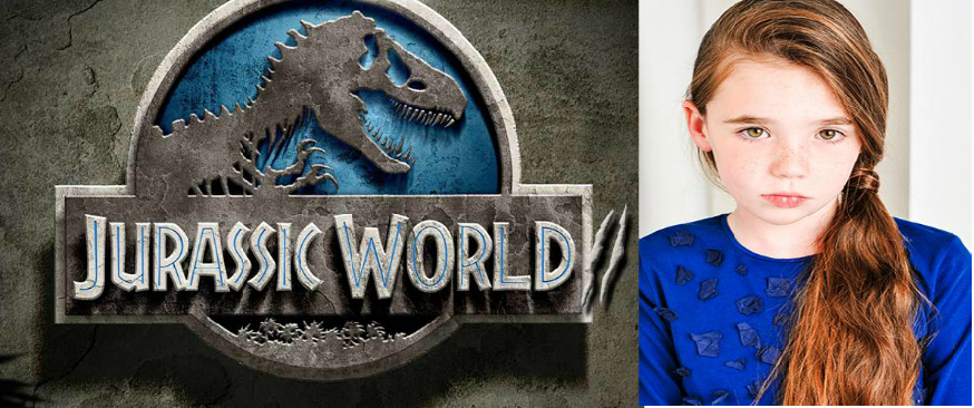 Rumor: Brooke Norbury to play 'Lucy' in Jurassic World 2?