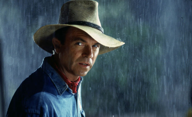 Sam Neill answers if he would appear in Jurassic World 2!
