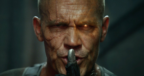 Say hello to Josh Brolin as Deadpool 2's Cable!