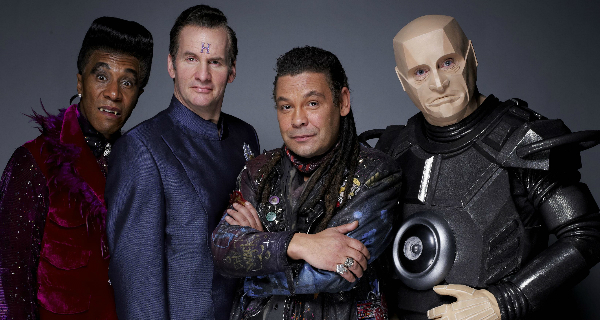 Season XII proves Red Dwarf is still as funny as ever!